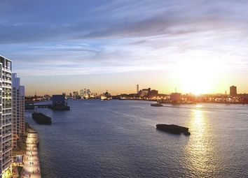 Thumbnail 2 bed flat for sale in Waterfront II, Royal Arsenal Riverside, Woolwich, London