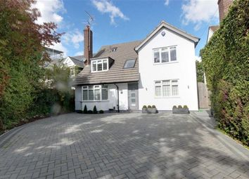 Thumbnail 5 bed detached house for sale in The Rise, Elstree, Herts