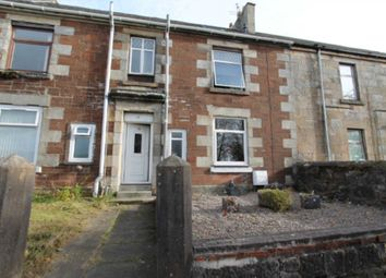 Thumbnail 1 bed flat to rent in Muirpark Terrace, Beith