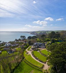 New Road, Stoke Fleming, Dartmouth, Devon TQ6. 7 bed detached house for sale