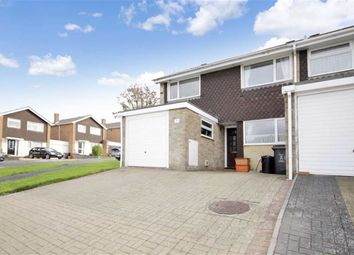 Thumbnail 3 bed end terrace house for sale in Bute Close, Highworth, Wilts