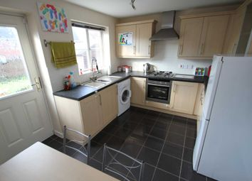 Thumbnail 2 bed semi-detached house to rent in Marsham Close, Hamilton, Leicester