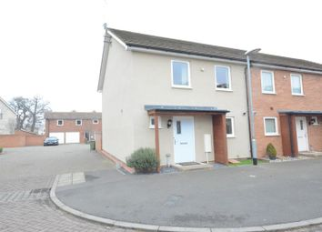 Thumbnail 3 bed end terrace house to rent in Beverley Road, Bracknell