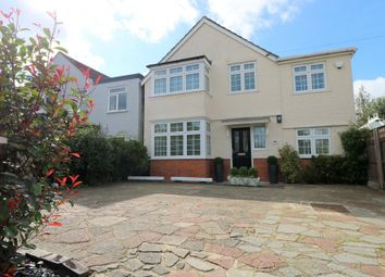 Limpsfield Road, Warlingham CR6. 5 bed detached house