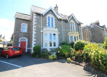 Thumbnail 2 bed flat for sale in Clevedon, North Somerset