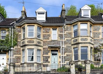 Thumbnail 4 bedroom terraced house for sale in Camden Road, Bath, Somerset