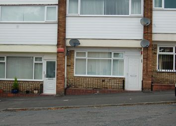 Thumbnail 1 bed flat for sale in Ashfield Crescent, Springhead, Oldham