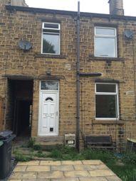 Thumbnail 2 bedroom terraced house to rent in Hawthorne Terrace, Crosland Moor, Huddersfield