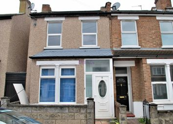 Thumbnail 3 bed end terrace house to rent in Priory Road, Croydon