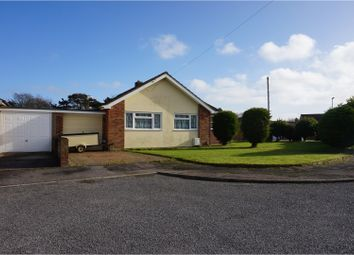 Thumbnail 3 bed bungalow for sale in Shelley Close, Great Yarmouth
