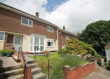 Thumbnail 2 bed terraced house for sale in Epping Crescent, Plymouth