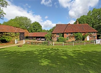 Thumbnail 5 bed detached house for sale in Goose Green, Bramley, Guildford, Surrey