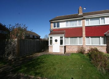 Thumbnail 3 bed semi-detached house for sale in Thornthwaite, Acklam, Middlesbrough