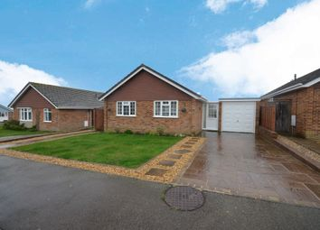 Thumbnail 2 bed detached bungalow for sale in North Way, Seaford