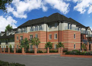 Thumbnail 2 bedroom flat for sale in Beaulieu Road, Dibden Purlieu, Southampton