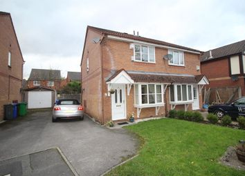 Thumbnail 3 bed semi-detached house to rent in Hallas Grove, Manchester