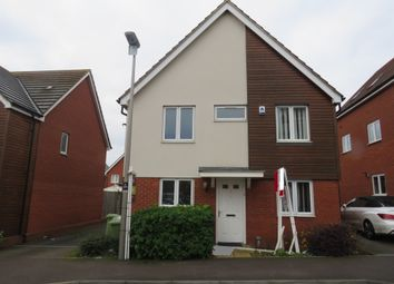 Thumbnail 4 bed detached house for sale in Corfe Meadows, Broughton, Milton Keynes