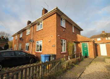 Thumbnail 2 bed flat to rent in Bevan Close, Norwich