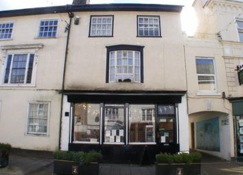 Thumbnail 3 bedroom terraced house for sale in Fore Street, Callington