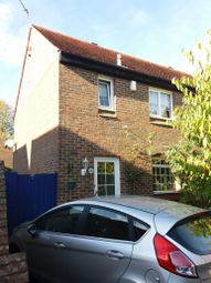Thumbnail 2 bed end terrace house to rent in The Paddock, Canterbury