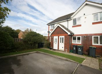 Thumbnail Maisonette for sale in Wolfe Close, Christchurch