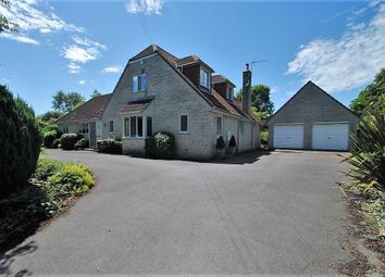 Thumbnail 4 bed detached house for sale in Church Lane, East Lydford, Somerton