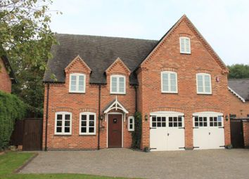 Thumbnail 6 bed detached house for sale in Branston Road, Tatenhill, Burton-On-Trent, Staffordshire