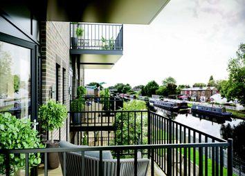 Thumbnail 2 bed flat for sale in Waterloo Road, Cowley, Uxbridge