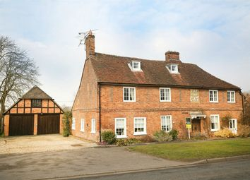 Thumbnail 5 bed detached house for sale in Hook Road, North Warnborough, Hook