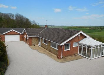 Thumbnail 3 bed bungalow for sale in Manor Road, Madeley, Crewe
