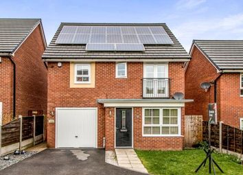 Thumbnail 4 bedroom detached house for sale in Lodge Close, Radcliffe, Manchester, Greater Manchester