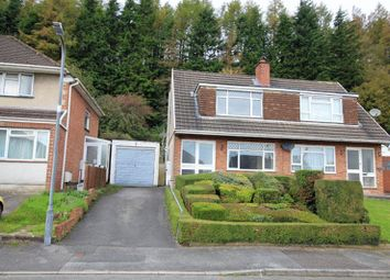 Thumbnail 3 bed semi-detached house for sale in Hafod Cwnin, Carmarthen