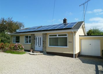Thumbnail 3 bedroom detached bungalow for sale in Penwartha Road, Bolingey, Perranporth, Cornwall