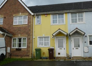 Thumbnail 2 bedroom terraced house to rent in Celandine Gardens, Plympton, Plymouth, Devon