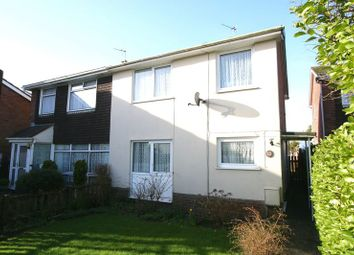 Thumbnail 3 bed semi-detached house for sale in Picton Court, Llantwit Major