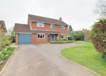 Thumbnail 4 bed detached house for sale in The Green, Ashleworth, Gloucester