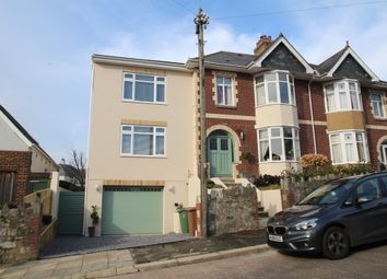 Thumbnail 5 bedroom semi-detached house for sale in Culme Road, Plymouth
