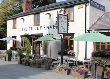 Thumbnail Pub/bar for sale in Shropshire SY4, Tilley Village, Wem, Shropshire