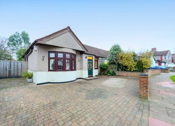 Thumbnail 3 bed bungalow for sale in Blenheim Road, Sidcup