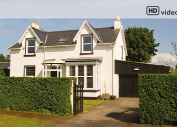 Thumbnail 4 bed detached house for sale in Adelaide Street, Helensburgh