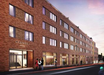Thumbnail 2 bed flat for sale in Madison House, Wrentham Street, Birmingham