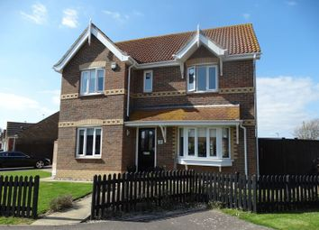 Thumbnail 4 bed detached house for sale in Lawrence Close, Selsey, Chichester