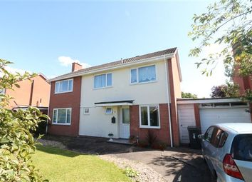 Thumbnail 4 bed detached house for sale in Hether Drive, Lowry Hill, Carlisle, Cumbria