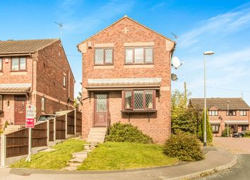 Thumbnail 3 bedroom detached house for sale in Owlett Mead, Thorpe, Wakefield