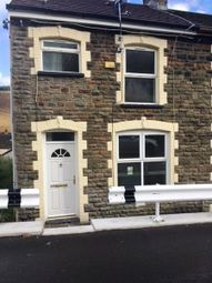 Thumbnail 2 bed terraced house to rent in Edward Street, Maerdy, Ferndale