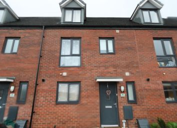 Thumbnail 4 bed terraced house to rent in Harbour Walk, Barry Waterfront, Barry
