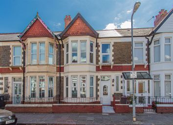 3 bed terraced house for sale in Newfoundland Road, Heath, Cardiff CF14