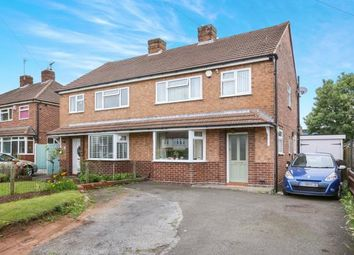 Thumbnail 3 bedroom semi-detached house for sale in Lawnswood Avenue, Tettenhall, Wolverhampton, West Midlands