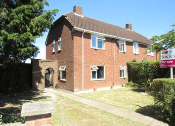 3 bed semi-detached house for sale in Long Road, Bournemouth BH10