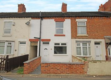 Thumbnail 3 bed terraced house to rent in Rosliston Road, Stapenhill, Burton-On-Trent
